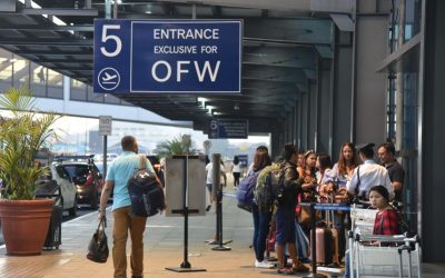 OFWs should serve in the new Department of OFWs — advocate