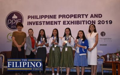 Filipino students showcase intellectual prowess at Extemporaneous Speech competition