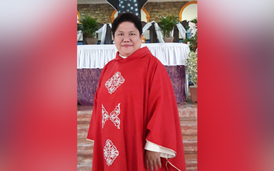 First Filipina bishop to be consecrated