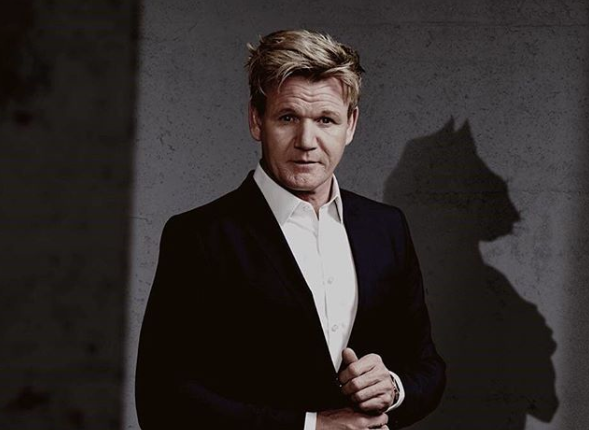 "Celebrity chef Gordon Ramsay: ""I fell in love with Dubai 18 years ago"""