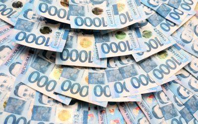 PH peso falls to Php52.20 vs the dollar