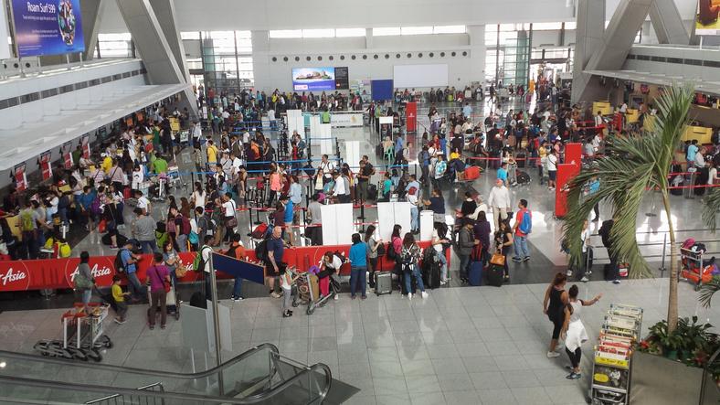 Davao-bound passenger found dead at NAIA restroom