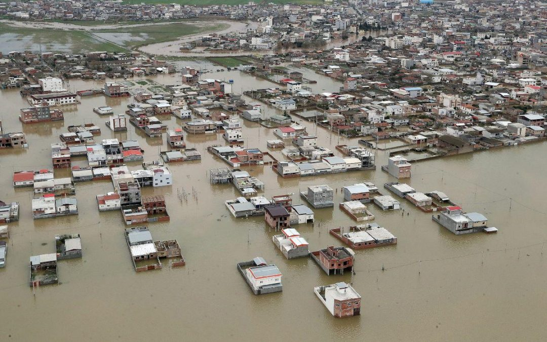 Relief agencies of UAE, Saudi announce joint initiative to help flood victims in Iran