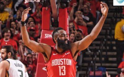 Rockets demolish Jazz, 122-90
