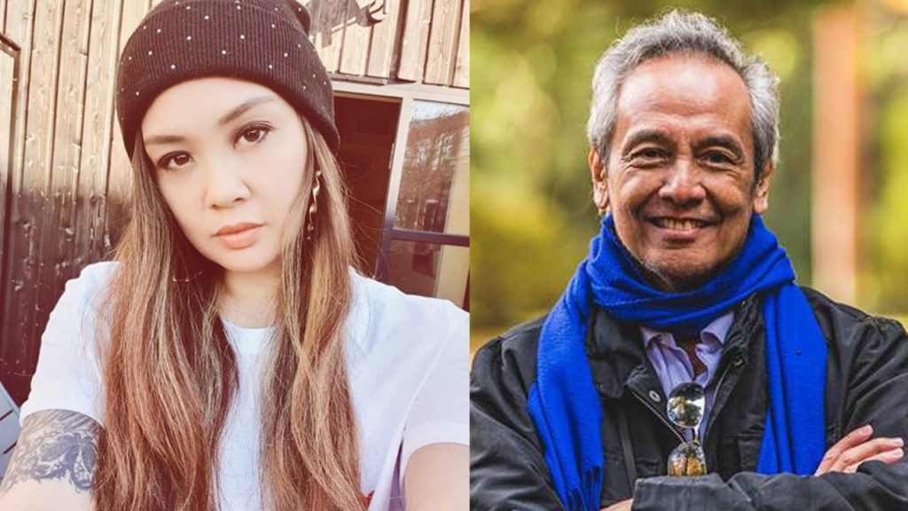Jim Paredes' Daughter Affected By Father's Video Scandal