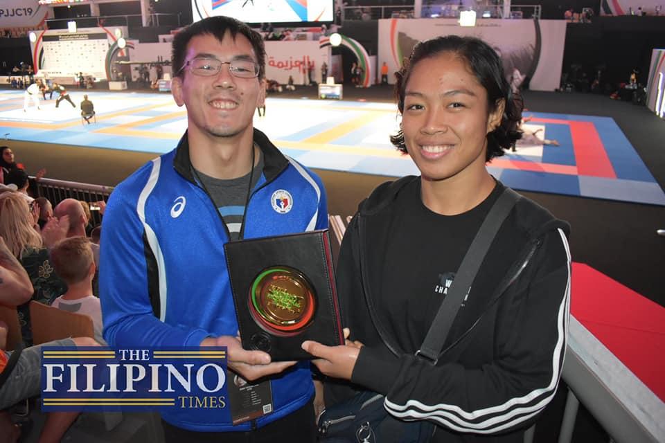 Philippines bags 2 gold medals at Abu Dhabi Jiu Jitsu Championship 2019
