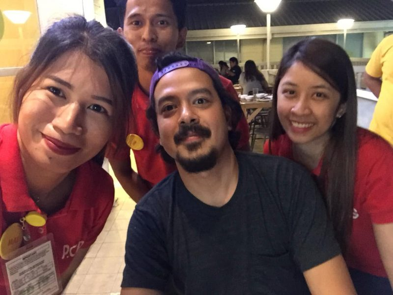 John Lloyd Cruz enjoys his Bukidnon nature adventure