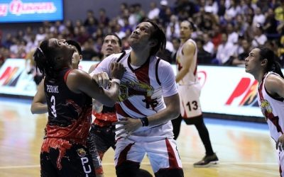 San Miguel comes from behind to take 2-0 lead vs Phoenix