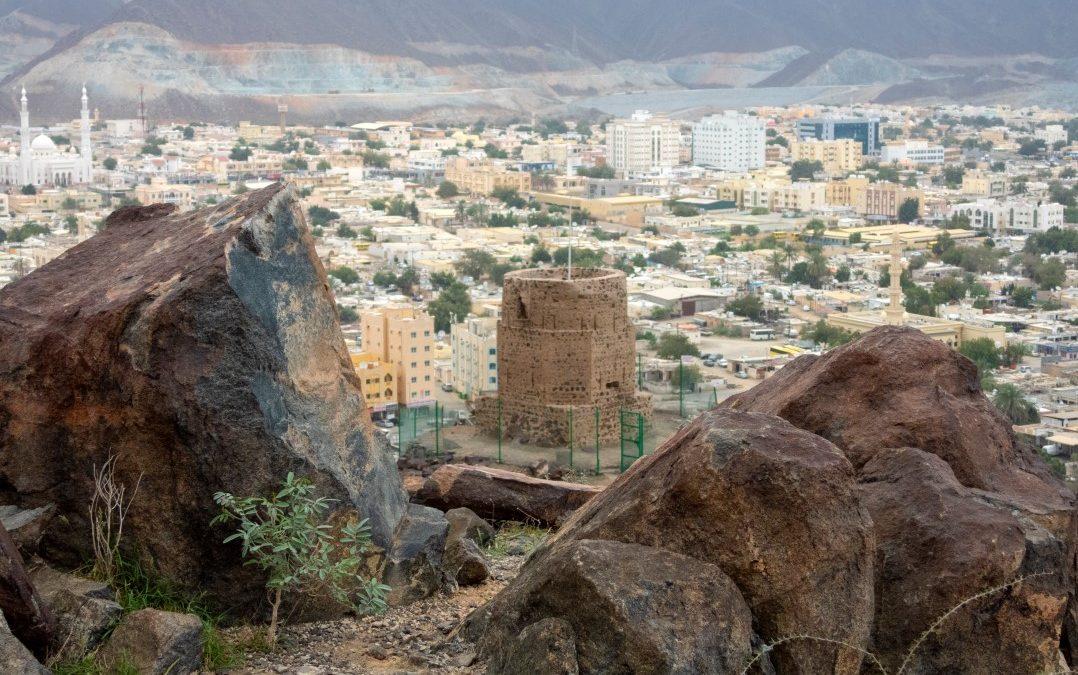 LOOK: Khor Fakkan restores historical landmarks