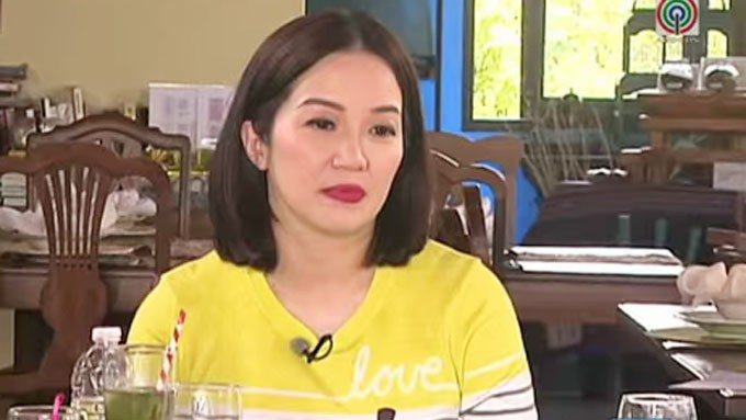 Kris Aquino just wanted to be with her kids during the tremor