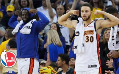 Warriors clinch top seed in Western Conference