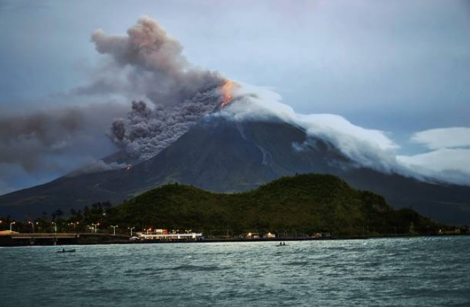 DEVELOPING STORY: Phivolcs releases information on volcanic activity at Mayon, currently monitoring Taal, Kanlaon