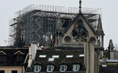 Pledges to rebuild Notre-Dame reach Dh 2.9 billion