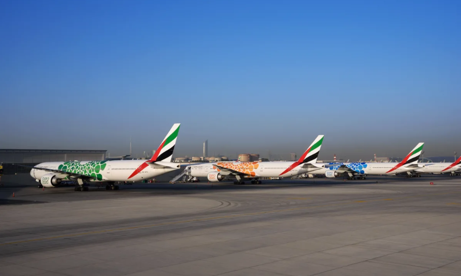 LOOK: Emirates completes installation of Expo 2020 Dubai livery on 40 aircraft