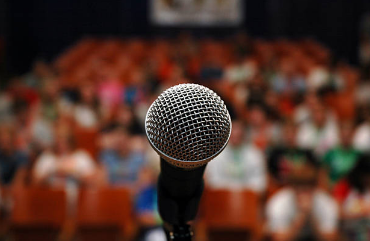 6 ideas to help you overcome your fear of public speaking