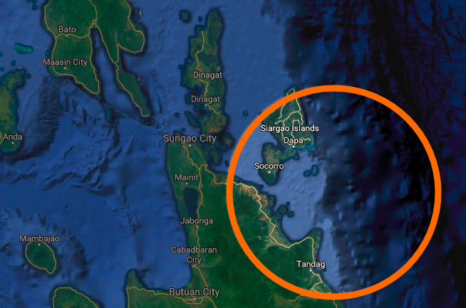 Three mild earthquakes hit Siargao, Agusan—Phivolcs