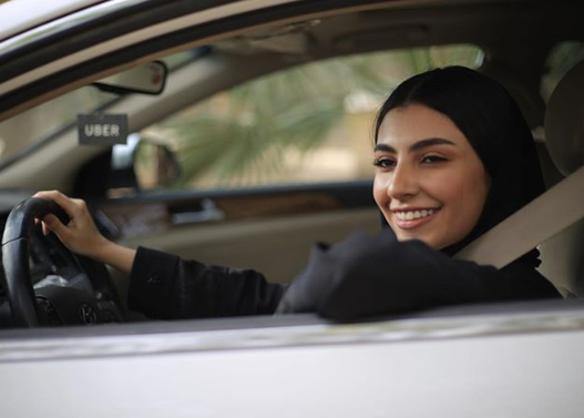 "Uber launches ""Women Preferred"" feature in Saudi Arabia"