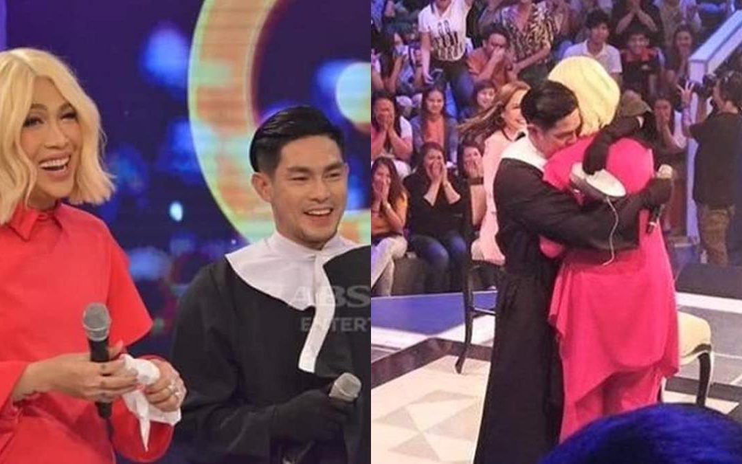 'Friends or Lovers?': Vice Ganda, Ion Perez turn emotional after saying 'I love yous'