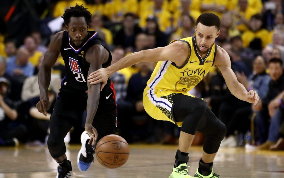 Warriors clinch 3-1 lead in 2019 NBA Playoffs
