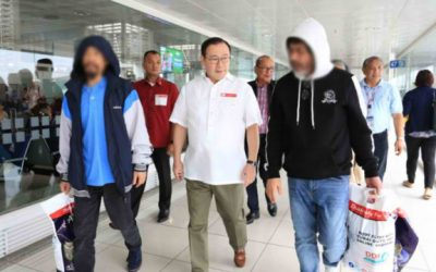 Locsin: No ransom paid for release of kidnapped Filipinos in Libya