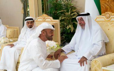 LOOK: Khalifaaccepts Ramadan greetings from Rulers, Crown Princes, Deputy Rulers