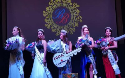Dubai OFWs hold  Binibining Bagong Bayani – a pageantry in honor of household service workers