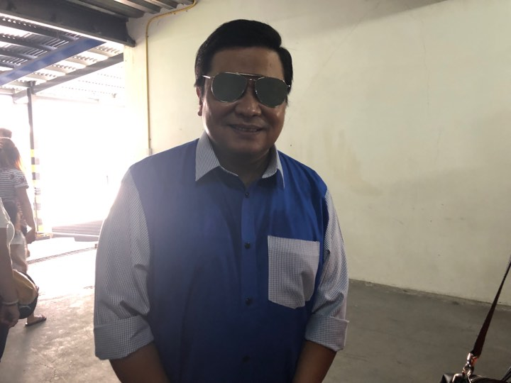 Jinggoy Estrada to JV Ejercito: We don't talk, but I voted for him