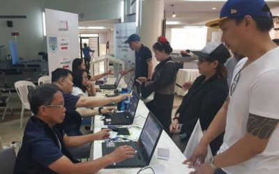 Some Pinoys in Singapore failed to find their name in the voters' list