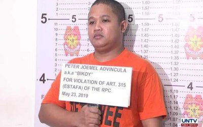 'Bikoy' posts Php19,000 bail