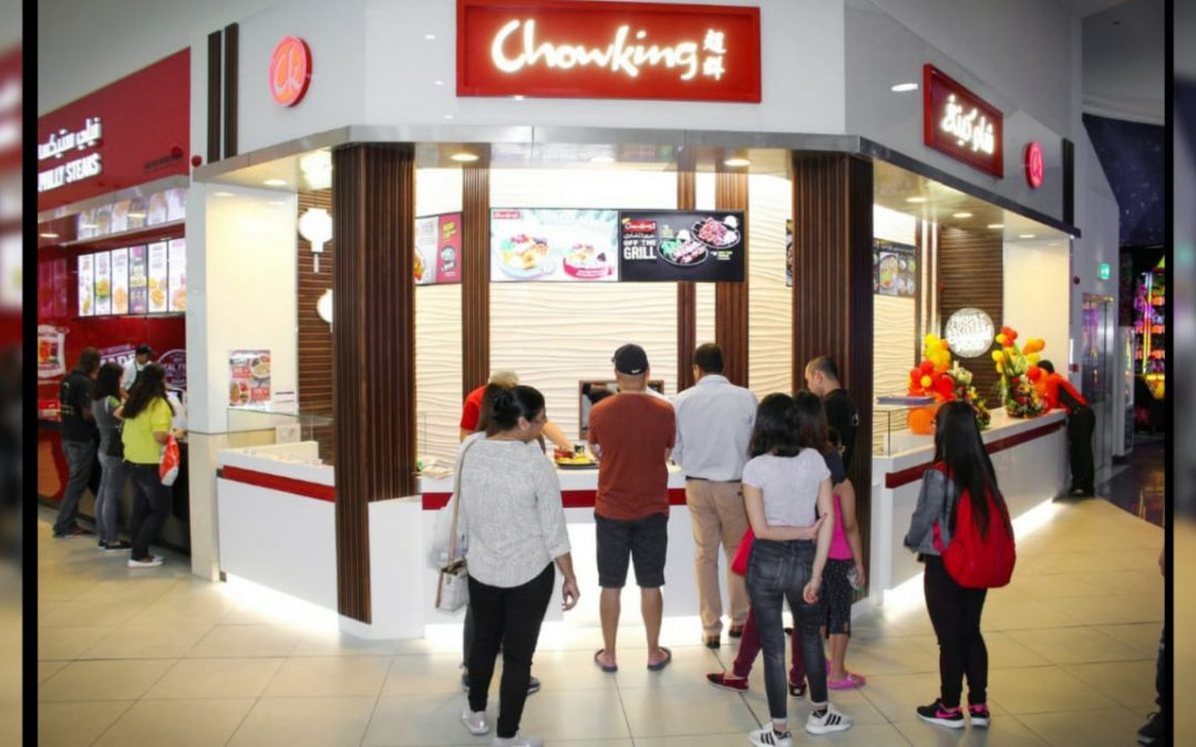 Chowking reopens at City Centre Deira with a new look