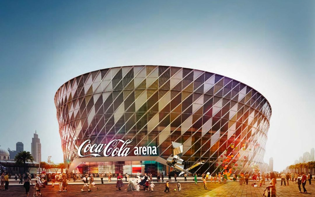 FIRST LOOK: Coca-Cola Arena soon to open in Dubai
