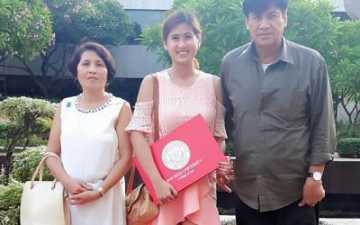 """""""Maybe I will die fulfilling this dream,"""" cancer survivor recounts journey after passing bar exams"""