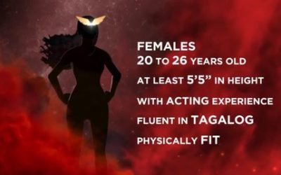 The search is on for the next Darna