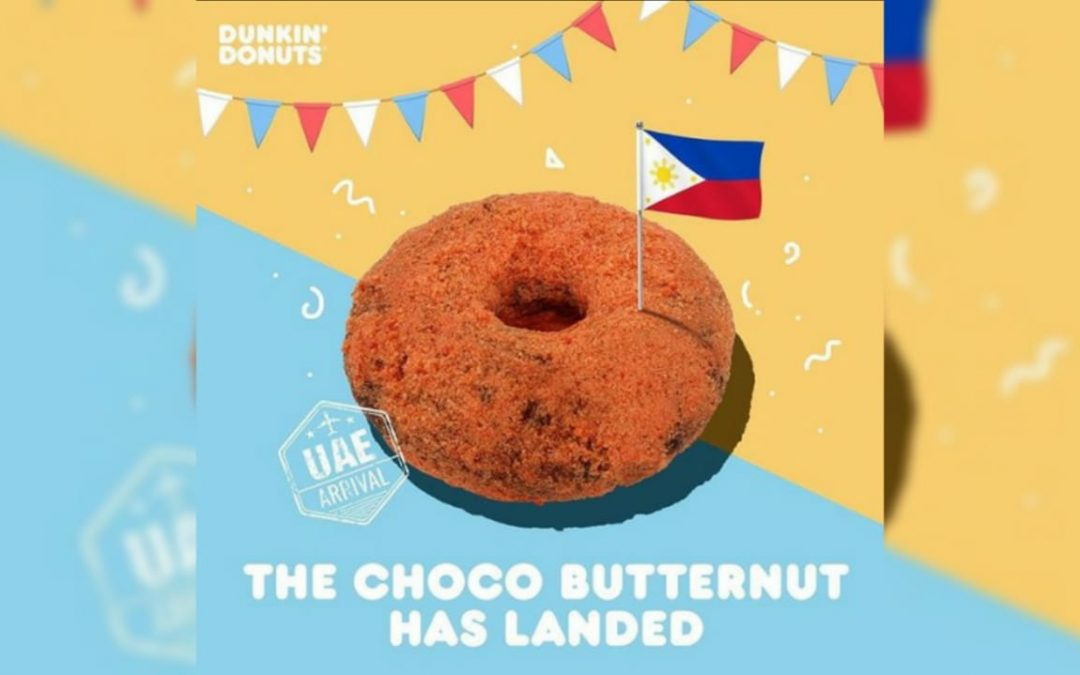 Philippines' Choco Butternut flavor now available in UAE