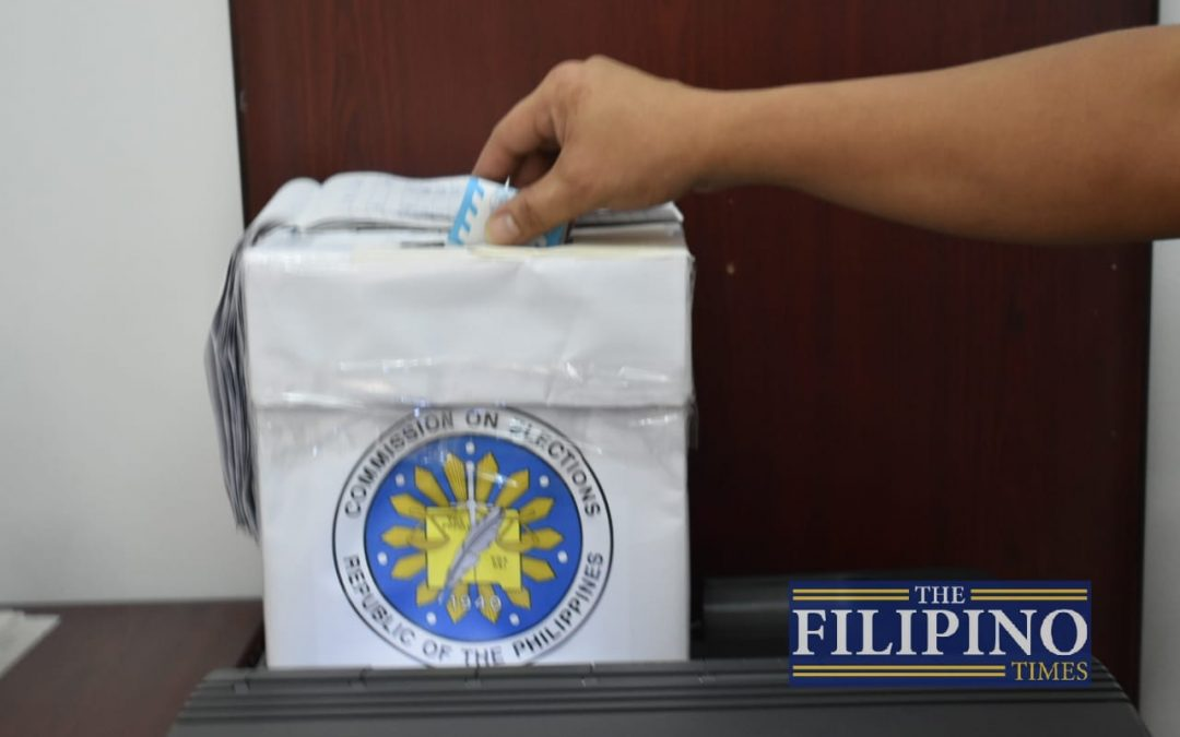 Dela Rosa, Marcos, Go lead 2019 senatoriables; ACT-CIS, AA Kasosyo, SBP lead partylist nominees in Abu Dhabi