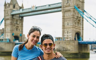 WATCH: Jason Abalos shows support to beauty queen GF Vicky Rushton