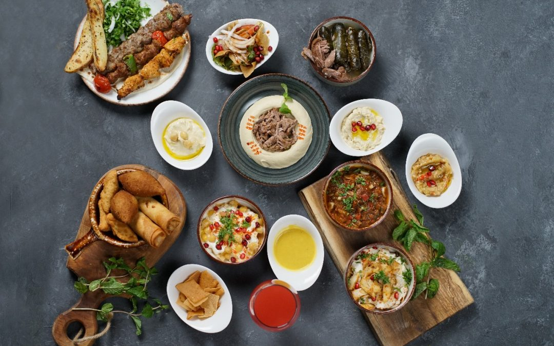 Levant'ish Restaurant and Sweets opens in Dubai