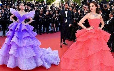 LOOK: Celebs in Michael Cinco gowns turn heads at Cannes Film Festival