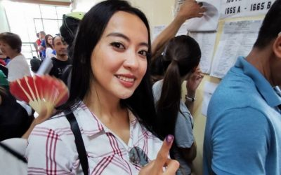 Mocha Uson's partylist gets second largest vote from OFWs