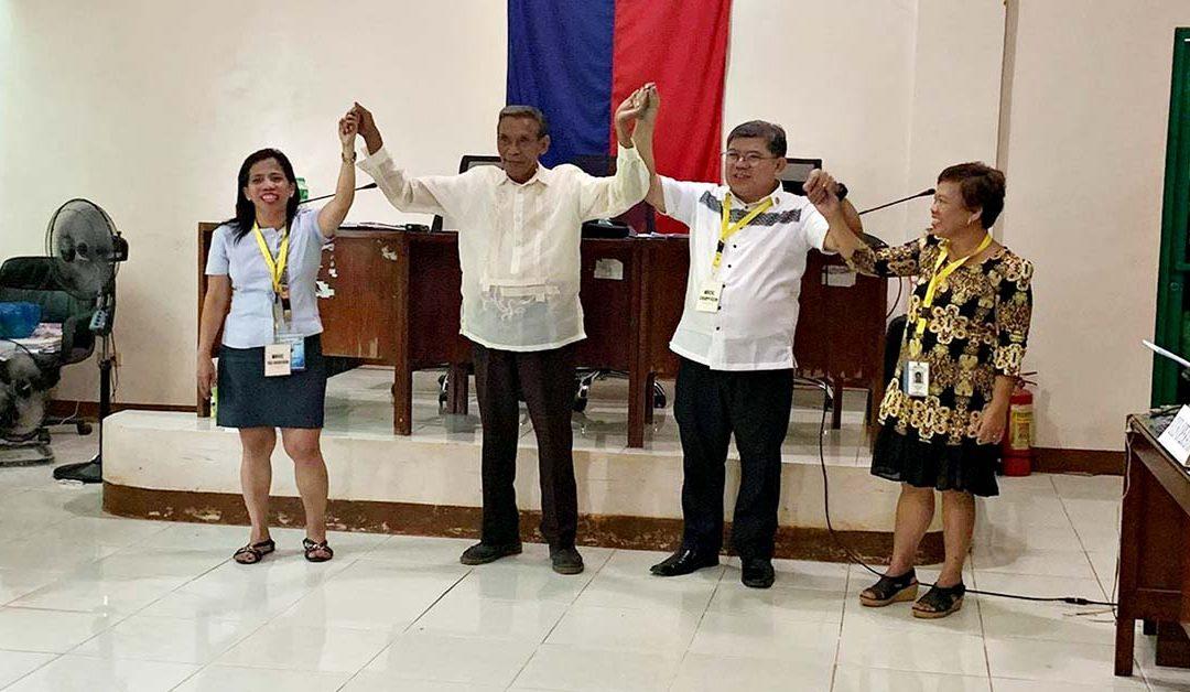 Tribal leader wins mayoralty race in Palawan