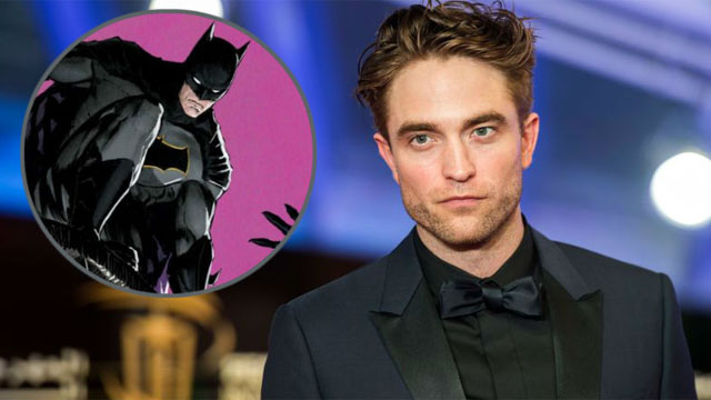 Forget Edward Cullen, Robert Pattinson set to play 'Batman'