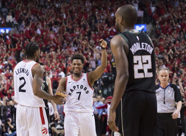 Toronto Raptors finally headed to the NBA Finals