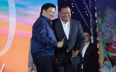 Sibling rivalry between JV Ejercito, Jinggoy Estrada intensifies online