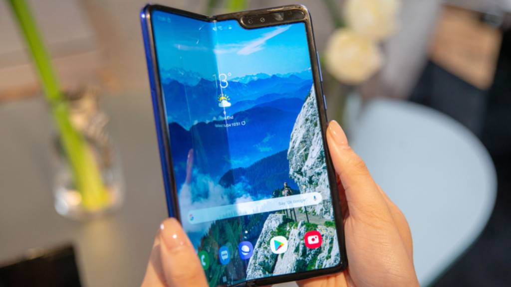 Samsung hints possible fix for Samsung Galaxy Fold