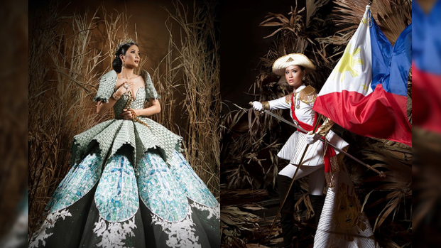 LOOK: Bb. Pilipinas candidates show rich PH culture through national costumes