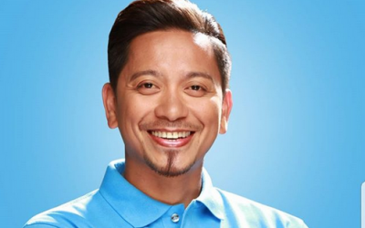 Jhong Hilario tops Makati councilor bid