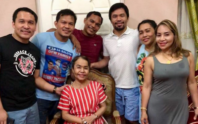 No grand party: Dionisia Pacquiao celebrates birthday with simple dinner