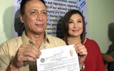 Sharon Cuneta's brother trails in Pasay mayoralty race