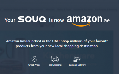 Souq.com transitions to officially launch Amazon.ae