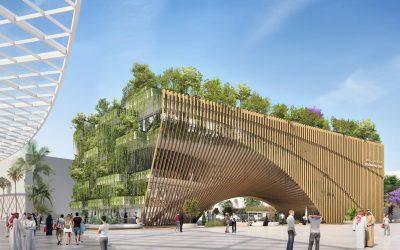 WATCH: Explore Belgium's 'green ark' at Dubai Expo 2020